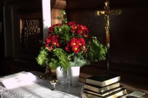 Juleaften i Voldum Kirke