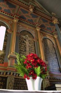Juleaften i Rud Kirke